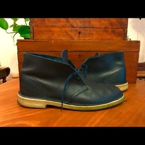 Clark's Original Dessert Boot Full Grain Leather